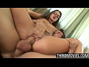 Tori Black In Glasses Takes A Big Cock Facial Porn Star