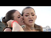 Angelawhite. Com With Danidaniels Fucking Outside Awesome 11 Min