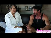 Sexy Brunette Cassidy Banks.com Relieves Tommy Gunss Stress From His Boss Tiny Pussy 5 Min