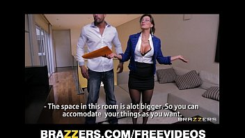 7 Min Sexy Milf Esperanza Gomez Convinces The Client To Buy The House By Letting Him Fuck Her