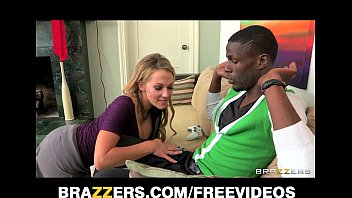 7 Min Blonde Milf Nikki Sexx Gets Banged By A Big Black Cock