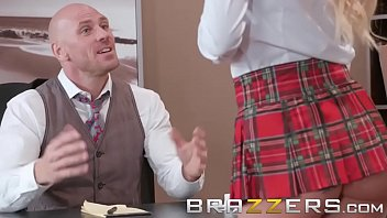 School Girl Aspen Rose And Johnny Sins Fucked For Brazzers.com