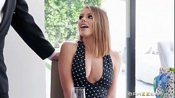 Horny Bimbo Adriana Chechik Rides A Dick In Public Restaurant