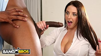 Hot Angela White Fuck Video With Big Black Cock Riding