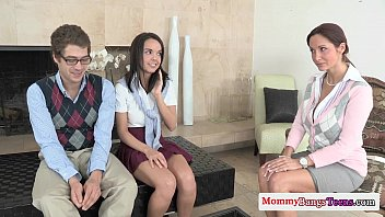 Milf Teacher Ava Adams Fuck Video Threesome With Young Students
