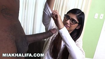 Mia Khalifa Sex Video With A Thick Black Cock Inside